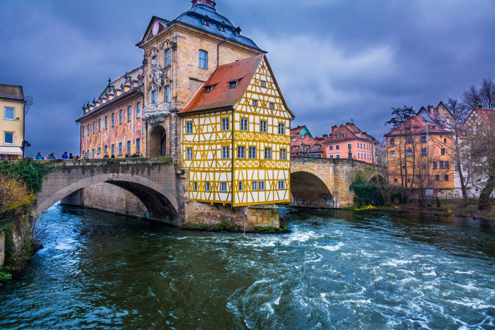 The whole city centre of Bamberg is a Unesco World Heritage site—Shutterstock 7 cities for a cosy winter break