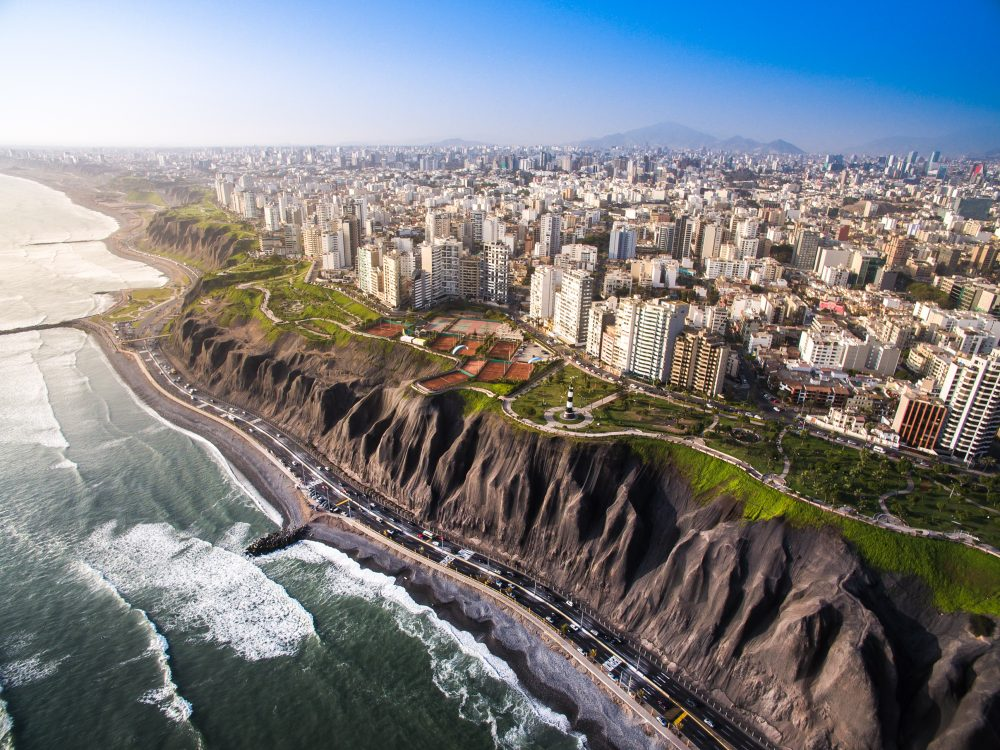 As a coastal city, Lima offers miles of beaches to be discovered and explored along its southern limits — Shutterstock 9 best things to do in Peru