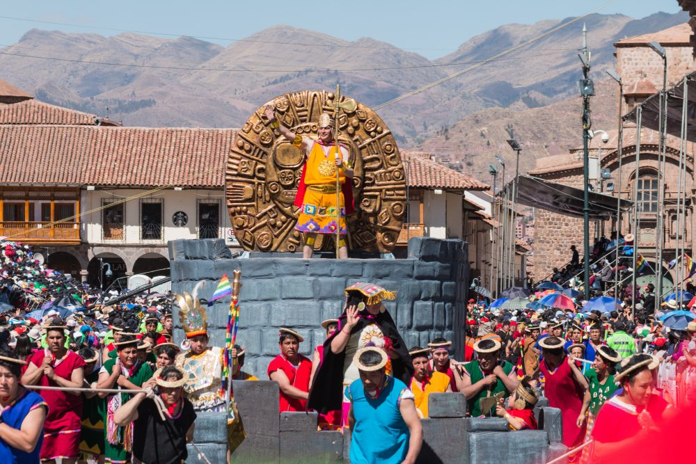 The Killke is still used for festivals of Inti Raymi and Warachikuy, which celebrate the winter solstice and new year — Roberto Epifanio / Shutterstock 9 best things to do in Peru