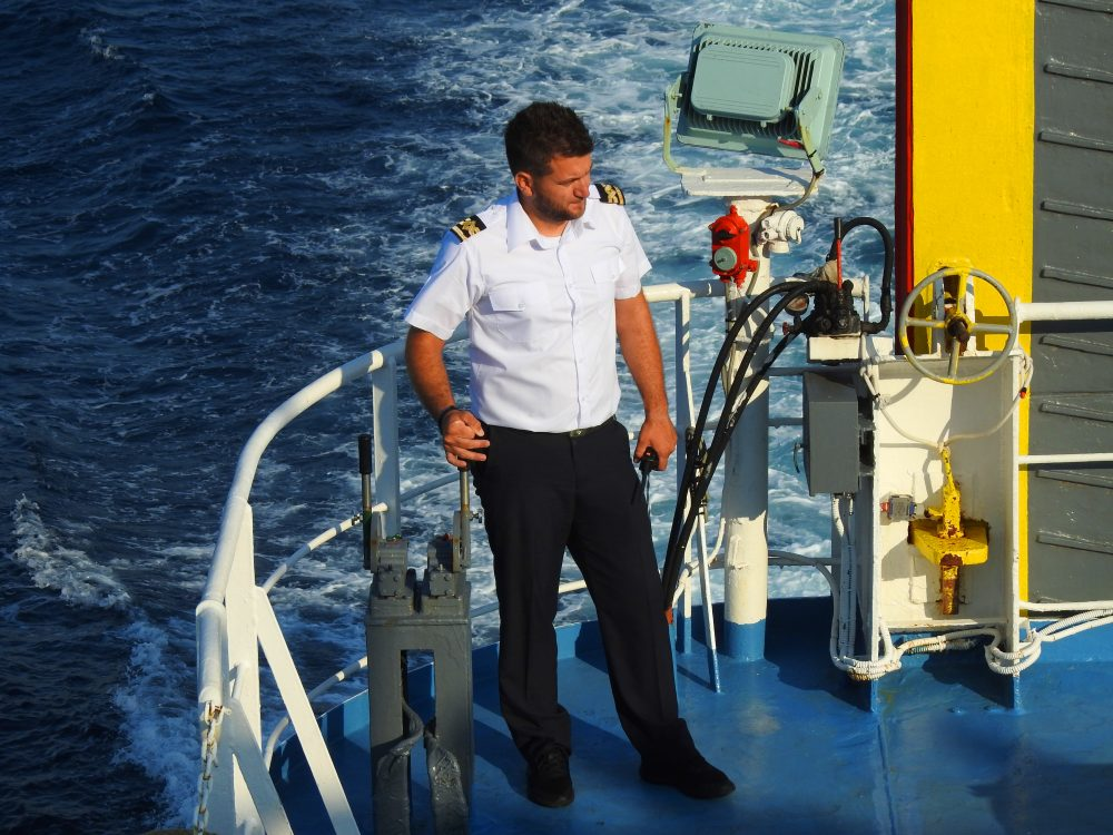 The seamen demand a pay rise of 5 per cent — Aerial-motion / Shutterstock Greek ferry strike strands 180,000 holidaymakers