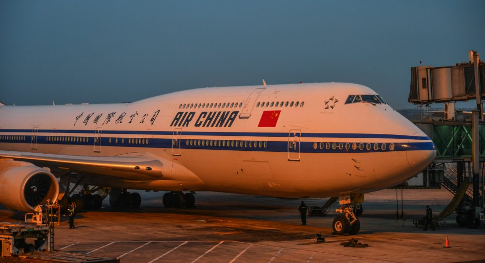 Every fourth plane Boeing sold over last year was purchased by one of China-based airlines — Shutterstock Chinese airlines to buy 7,600 new planes by 2037
