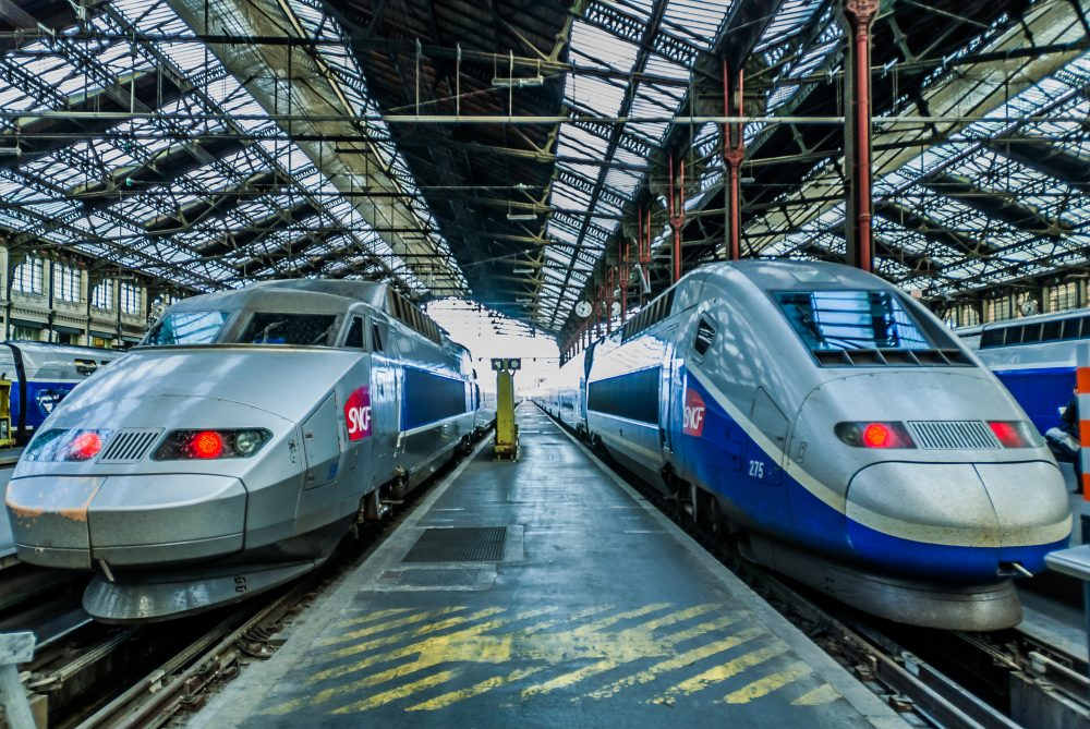 French trains soon won't need human drivers — ostill / Shutterstock France to introduce self-driving trains autonomous trains SNCF