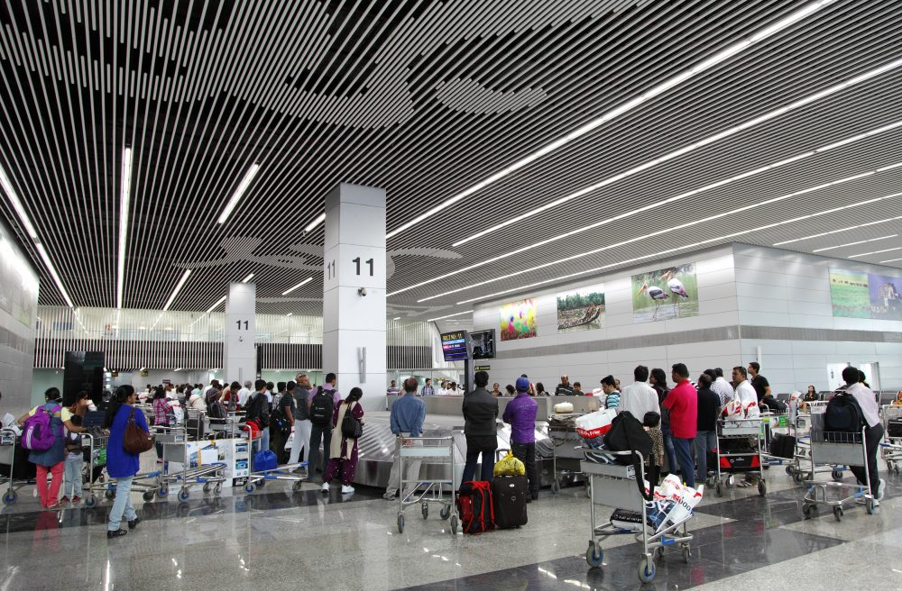 In January only, India's domestic passenger traffic grew by almost 18 per cent — Shutterstock India to build 100 new airports in ten years