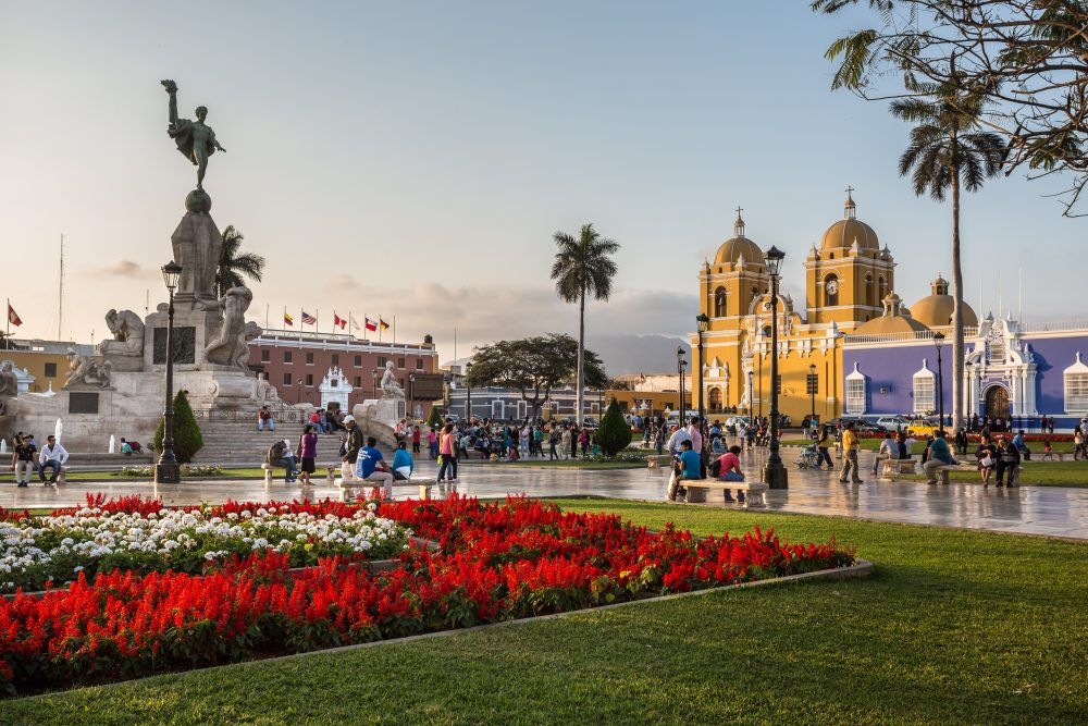 A group of modernists founded a Trujillo's intellectual movement in reaction to the atrocities of WWI — Christian Vinces / Shutterstock 9 best things to do in Peru