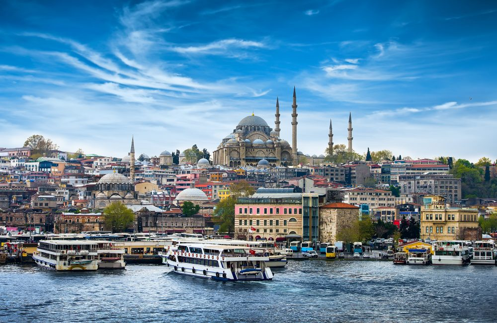 Turkey is coming back to the spotlight with the increase of 24 per cent in arrivals — Shutterstock France named the most visited country of 2017