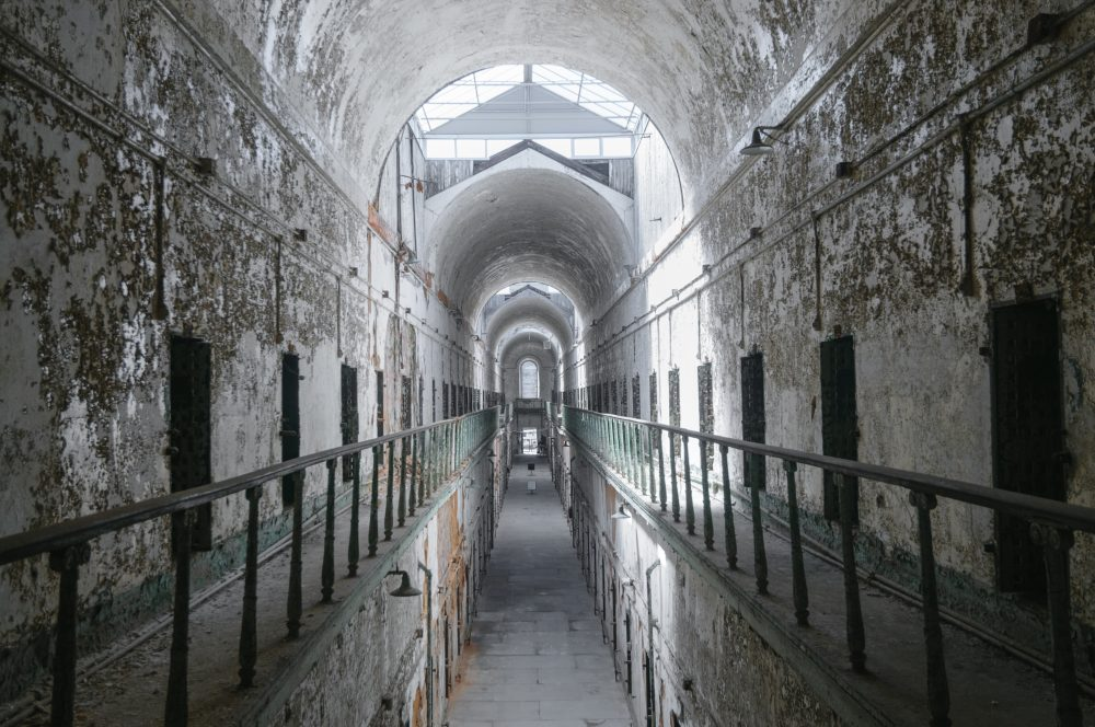 Reports of paranormal activity were terrifying inmates as early as 1940, but since its closure, activity has increased — Shutterstock The 7 Most Haunted Places in the World