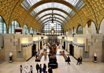 World's best museum, Musée d'Orsay in Paris, used to be a railway station — EQRoy / Shutterstock TripAdvisor users name the world's 10 best museums