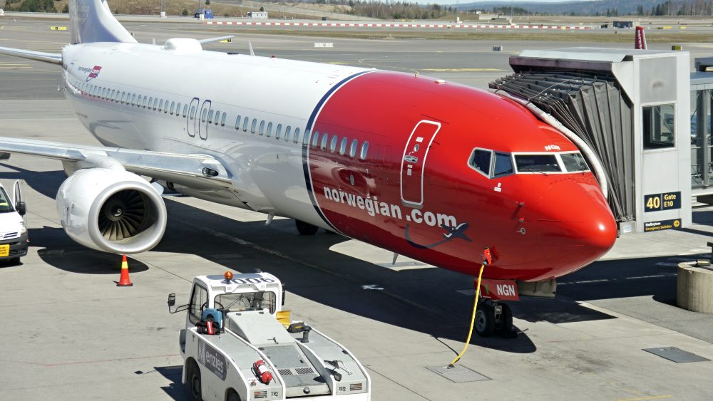 Boeing 787 Dreamliners have helped Norwegian to decrease the spend in fuel — Petr Podrouzek / Shutterstock Norwegian most efficient transatlantic airline