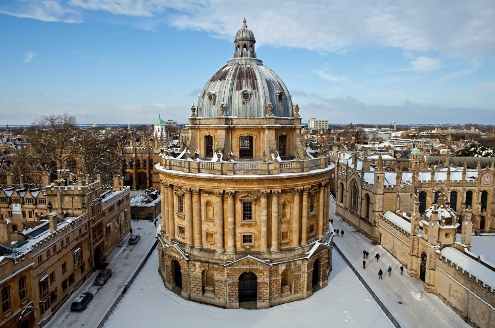 Oxford can sometimes feel claustrophobic and noisy but, out o  f season, that closeness becomes much nicer — Shutterstock 7 cities for a cosy winter break