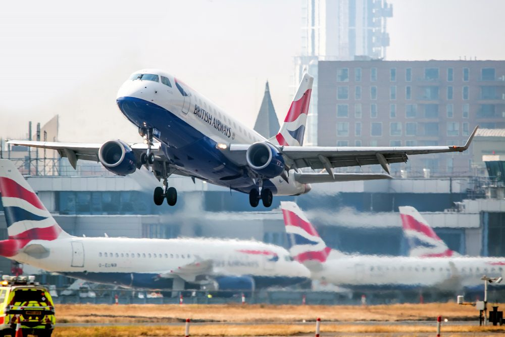 The last time the British flag carrier operated the route was in October 1998 – jgolby / Shutterstock British Airways return to Osaka after 10 years