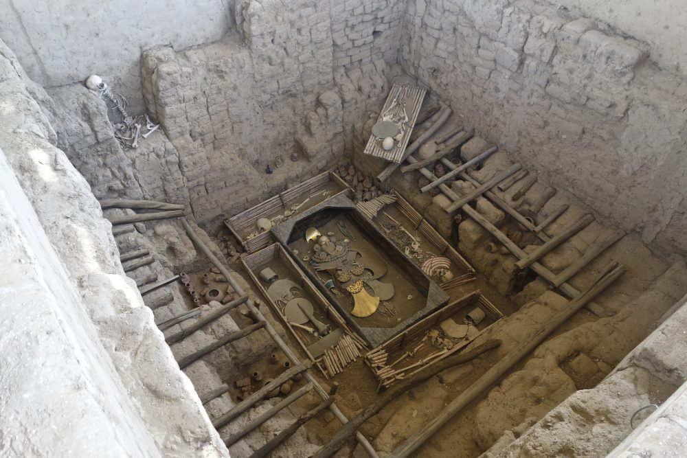The grand Royal Tombs of Sipán display the burial sites of the 14 Lords of Sipán and the artefacts found with the mummies held inside — Shutterstock 9 best things to do in Peru