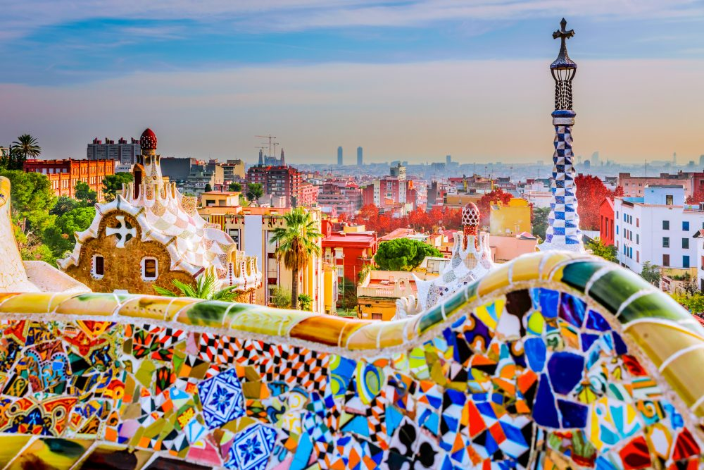 Spain reached the second place in the ranking with 81.8 million people visiting the country — Shutterstock France named the most visited country of 2017