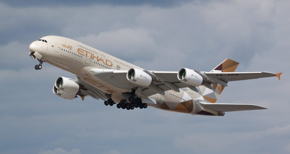 Etihad follows the moves made by British Airways and Virgin Atlantic and launches a hand baggage-only fare — Shutterstock Etihad Airways launches hand baggage-only low-cost fare