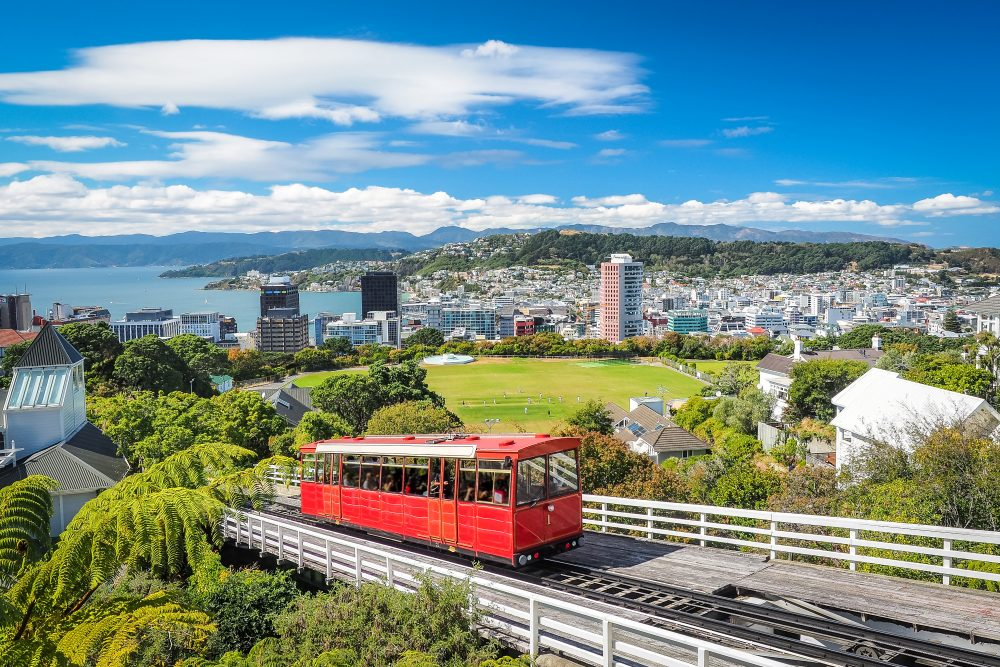 Wellington is one of the coolest little capitals in the world — Shutterstock Week in travel: United pledges to reduce emissions by 50%