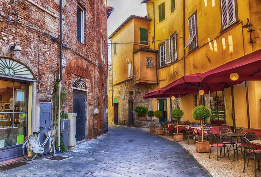 Lucca has a number of spectacular buildings dating from the 1100s to the 1600s — Shutterstock 7 cities for a cosy winter break