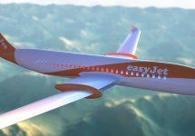 EasyJet electric aircraft concept