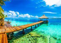 Maldives named Indian Ocean's leading destination