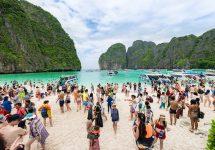 Thailand's Maya Bay closure extended —Avatar_023 / Shutterstock