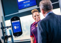Delta unveils first biometric terminal in the US