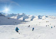 Val Thorens named best ski resort for 2018