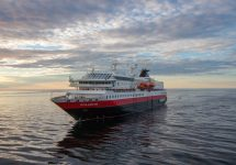 Norwefian cruise operator Hurtigruten will replace fuel oil with gas made of fish remains — BPfoto / Shutterstock Cruise operator to power ships with dead fish