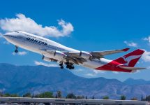 Qantas is the safest airline in the world for 2019 — Edu Perez / Shutterstock