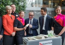 Qantas has unveiled ambition plans towards waste reduction — Qantas Group