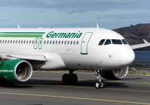 Germania grounds all flights following bankruptcy — Luciano de la Rosa / Shutterstock