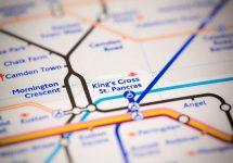 King's Cross — Victor Maschek / Shutterstock