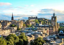 Edinburgh to introduce UK's first ever tourist tax