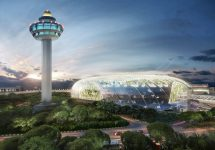 Singapore to open $1.25bn Jewel Changi Airport facility