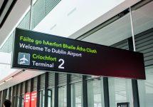 Dublin airport — Joaquin Ossorio Castillo / Shutterstock