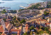 Pula, Croatia — Shutterstock