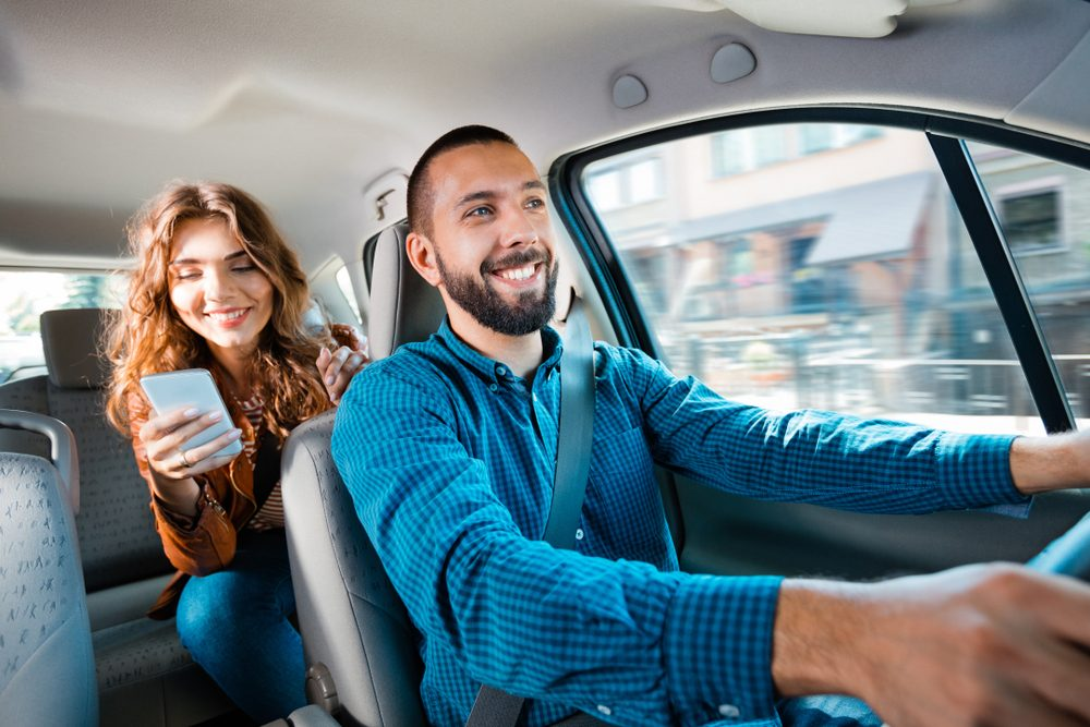 Uber black riders can now set how much talking they prefer — Shutterstock Last week in travel: Japanese city asks visitors not to eat while walking