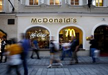Alexandros Michailidis / Shutterstock Americans now can report missing passports in Austrian McDonald's