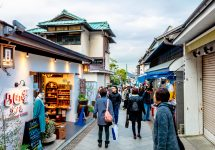 Last week in travel: Japanese city asks visitors not to eat while walking ksy9 / Shutterstock