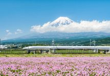 Japan tests fastest bullet train in the world
