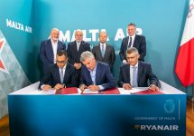 Ryanair buys Malta Air aiming to fly 5 million passengers