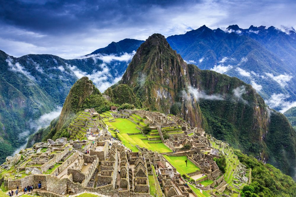 Machu Picchu is considered the most familiar icon of the Inca people — Shutterstock These new wonders of the world are the most popular on social media New7Wonders