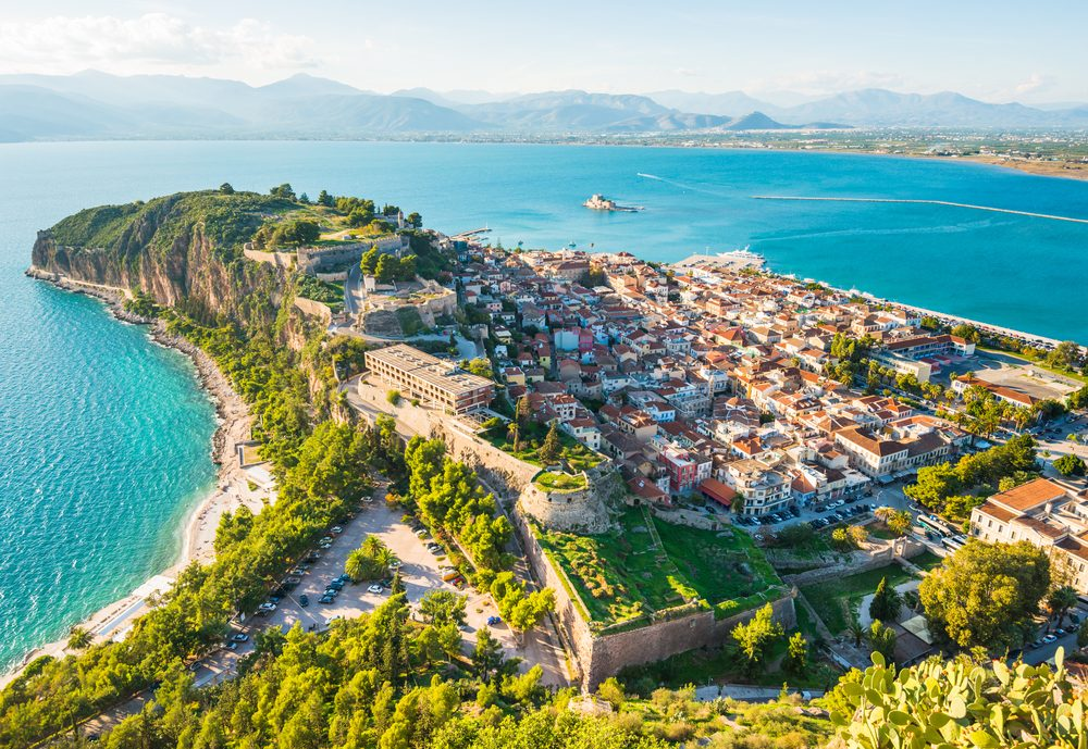 Peloppones has attractions for beach bums, adventurers, history lovers and those in search of a bit of luxury — Shutterstock 6 best places to travel in October 2019
