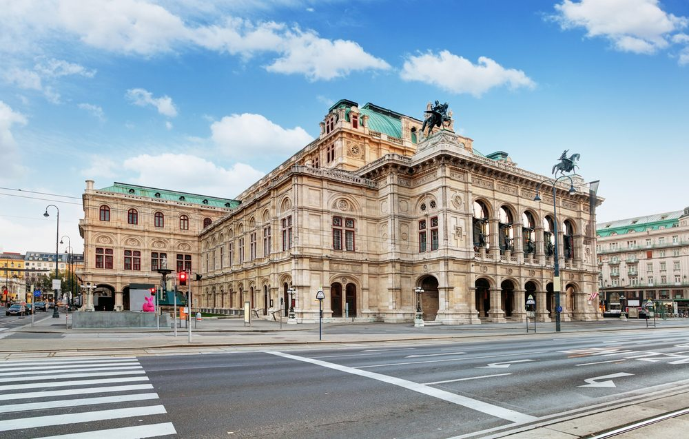 The Hungarian State Opera House is a neo-Renaissance opera house located in central Budapest, on Andrássy út — Shutterstock Romance, ruins and rebellion: why Budapest is one of Europe's greatest cities