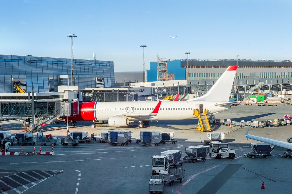 Copenhagen and other European cities aim to have net zero emissions airports by 2030 — Shutterstock