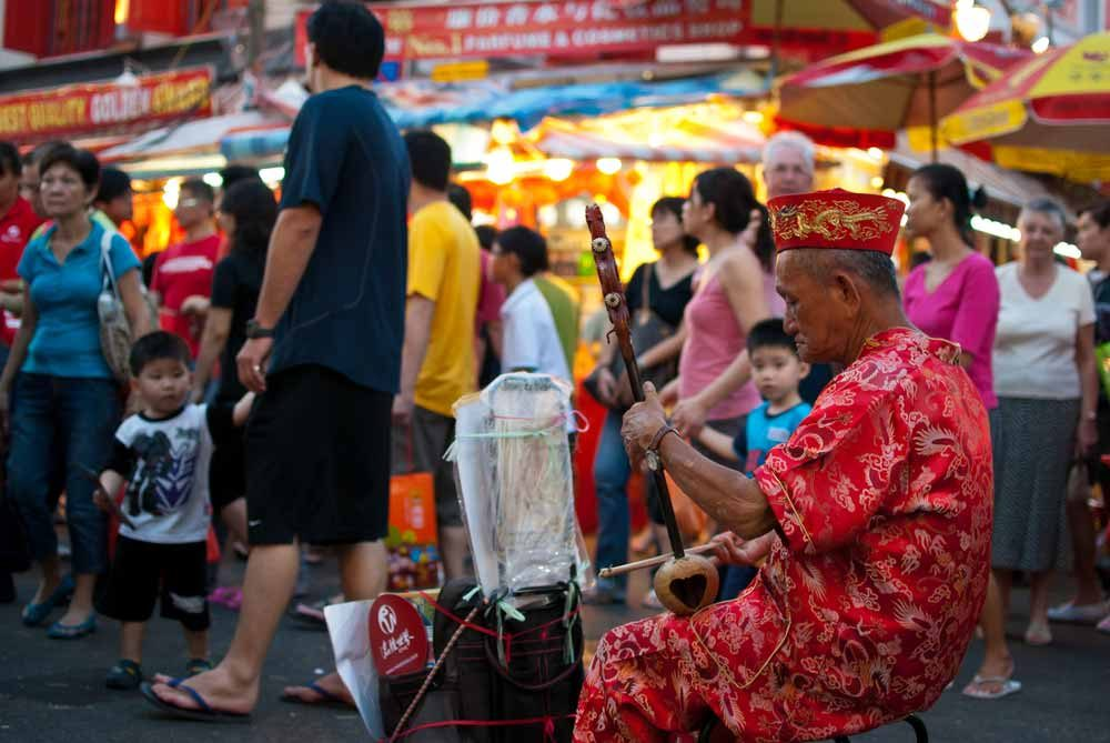 Singapore's Chinatown is a culturally diverse enclave within the heart of the city, celebrating Chinese heritage in the area — gnohz / Shutterstock 6 easily walkable cities around the world