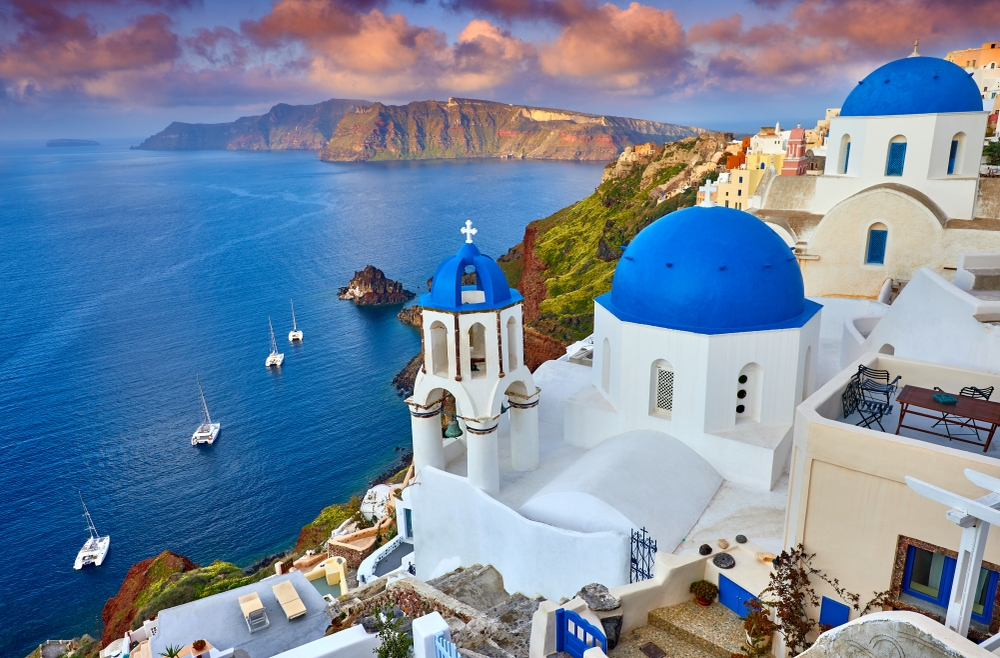 Greece is arguably one of the most instagrammable countries — Shutterstock This agency will pay any Instagrammer over $600 for making pictures in Greece