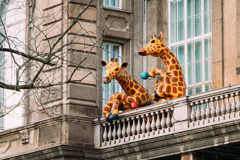 Apart from both amusing and educational installations, the Museum of Natural History in Helsinki has a rather unusual inhabitant — super dangerous spiders — Grisha Bruev / Shutterstock 15 unusual facts about world cities