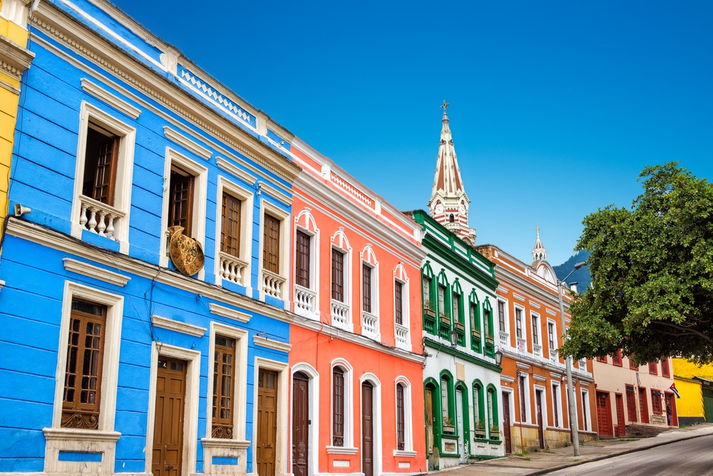 La Candelaria is arguably the most important district of the city — Shutterstock
