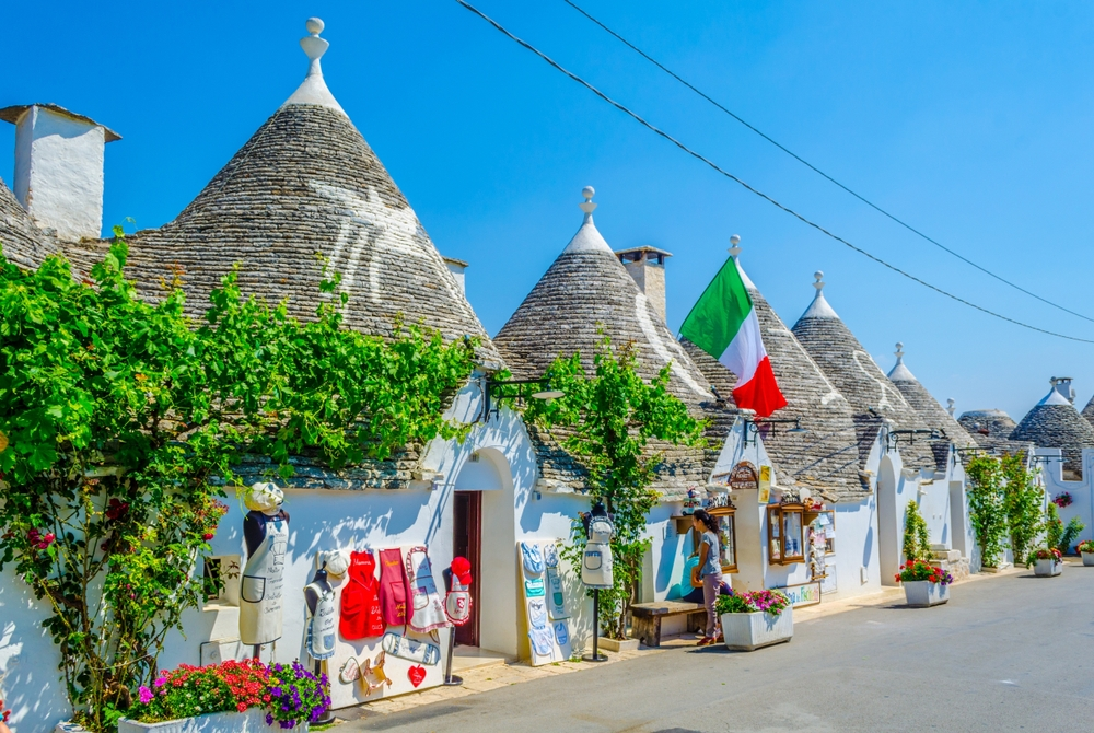These beehive-like houses were built to avoid paying taxes — Shutterstock 15 unusual facts about world cities