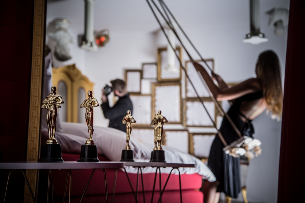 Each room of Anybody hotel is designes as one of iconic movies from the 1960s —Anybody hotel These are the most amazing hotels in Czech Republic and Slovakia of 2019