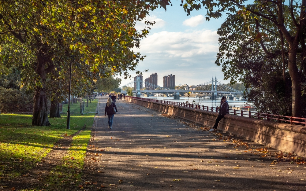 London is stunning in every season — pxl.store / Shutterstock