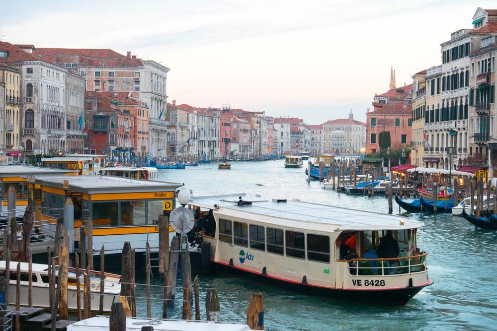 A single ticket in Venice can cost you €7.67 in case you take the water bus — Bankoo / Shutterstock
